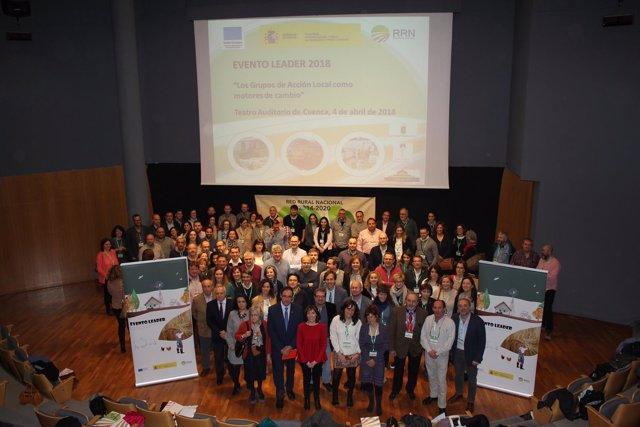 Celebración del encuentro en Cuenca