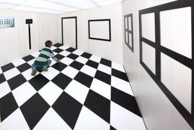 Exposición ilusionismo 'la Caixa'