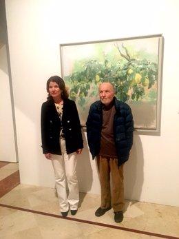 Conversación con Arte con el pintor Antonio López