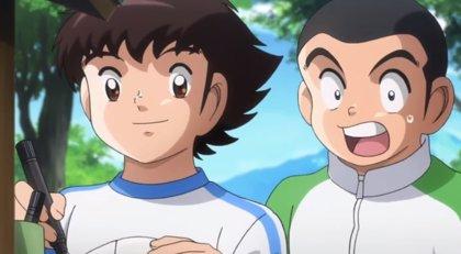 Super Campeones: Así ha sido el regreso de Oliver y Benji (Captain Tsubasa)