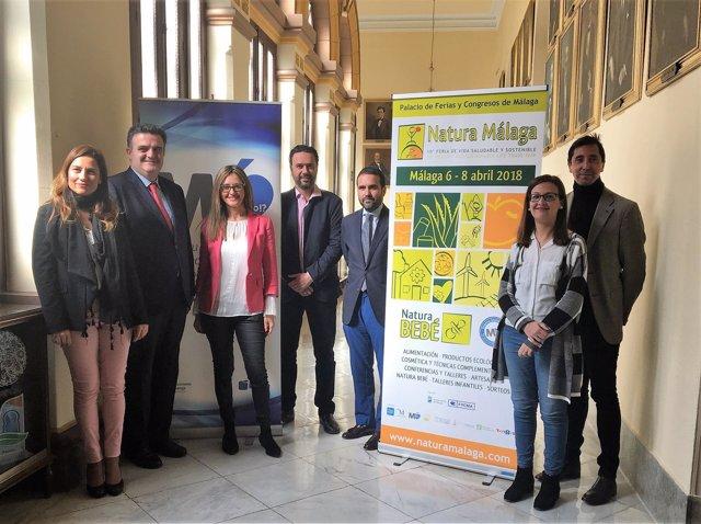 Presentación de NAtura Málaga