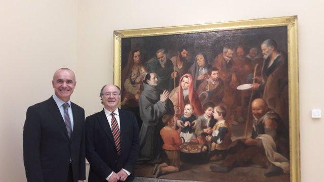 La Academia de Bellas Artes de San Fernando presta cuatro obras de Murillo