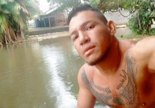 Luchador Antonio Santana Pereira