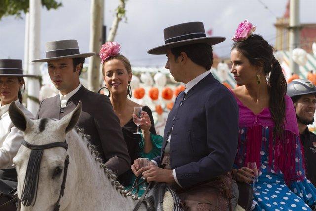 Feria de Abril 2015 en Sevilla