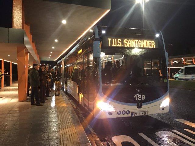 Metro T.U.S Santander