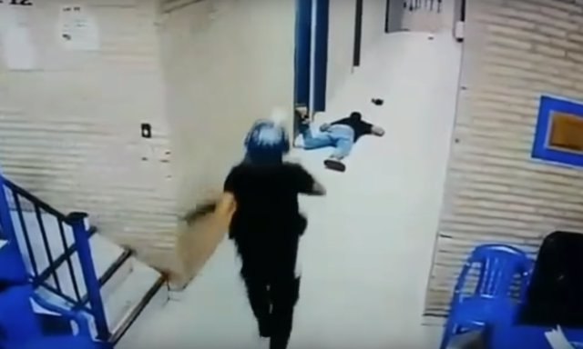 Muerte de Rodrigo Quintana