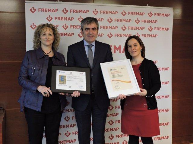 FREMAP renueva la certificación EFQM 500+, reforzando su compromiso