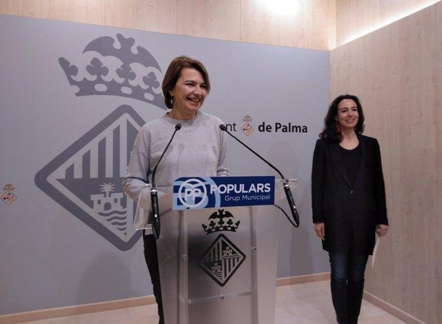 Margalida Durán en Cort