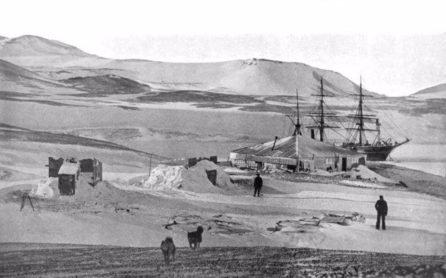 El capitán Scott aporta datos sobre cambio climático 114 años después