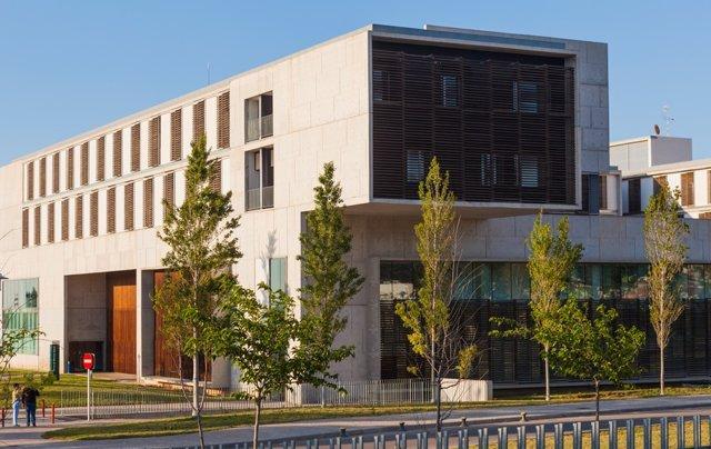 El centro sanitario público de gestión privada Hospital de Dénia