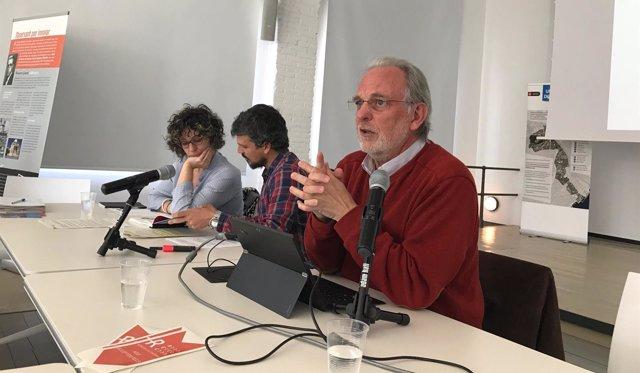 Martí Olivella y Álvaro Porro