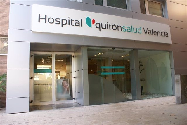 Centro sanitario Quirónsalud Valencia
