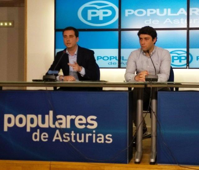 David Medina y Andrés ruiz.