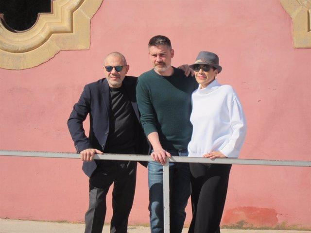 Lluís Pasqual (director teatral), actores Roger Coma y Emma Vilarasau