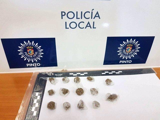 Policía de Pinto