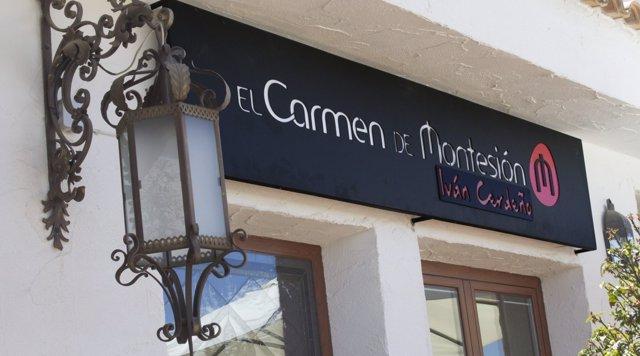 Restaurante El Carmen de Montesión, Toledo