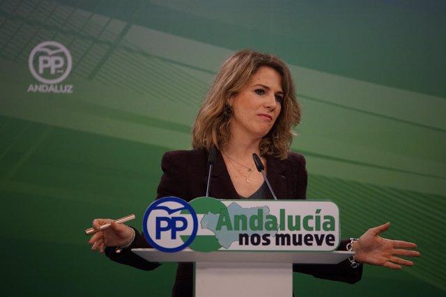 [Comunicación Pp Andaluz] Nota De Prensa, Audios Y Foto Pp Andaluz: Ana Mestre