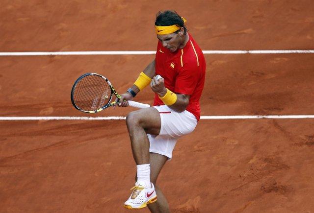 Nadal en Copa Davis