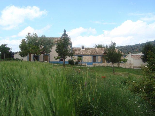 Casa rural en Moratalla