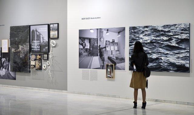 Exposición 'Espais d'art' en Fundación Bancaja