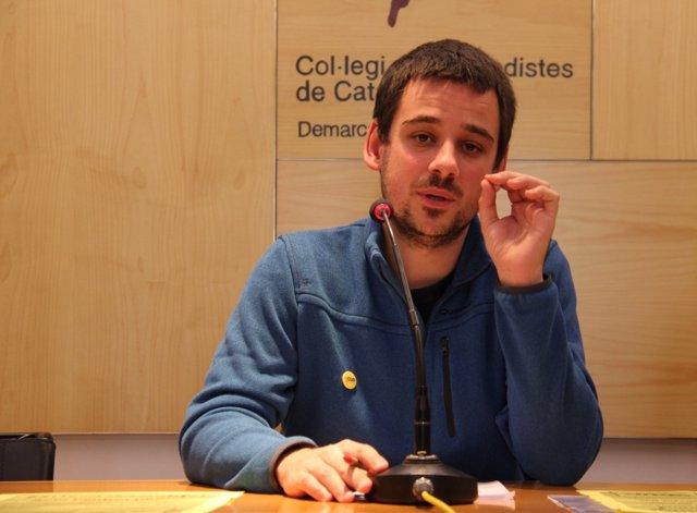 Lluc Salellas (Archivo)