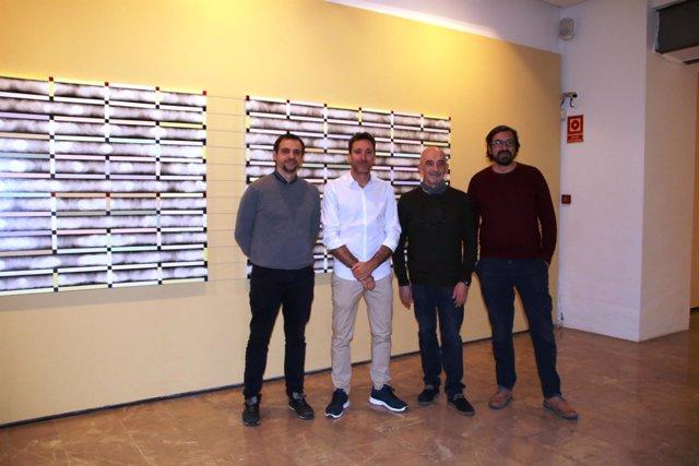Exposición 'La simetria de la imatge'