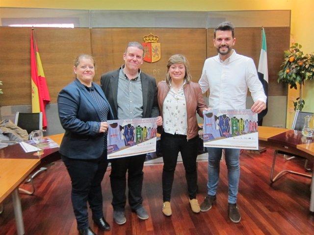 Presentación del Museo Extremeño del Deporte en Cáceres
