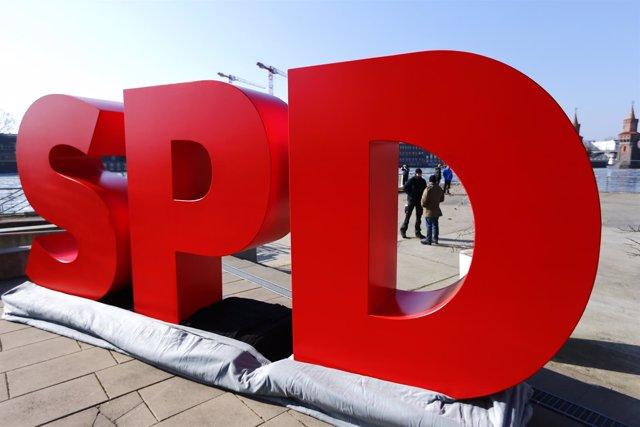 Logo del Partido Socialdemocráta de Alemania (SPD)