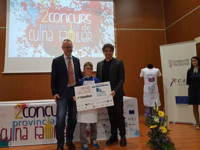 COLOMER EN EL CDT DE CASTELLÓN