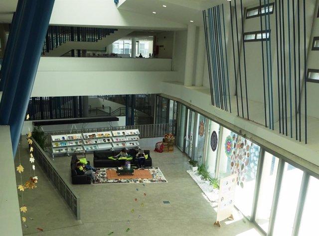 Actividad organizada en la Biblioteca de Navarra