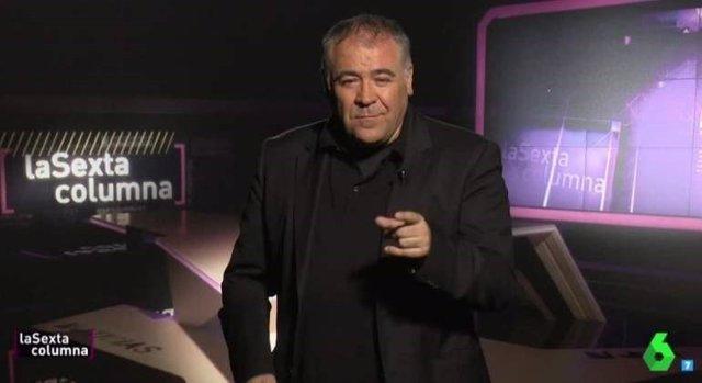 LaSexta Columna Antonio García Ferreras