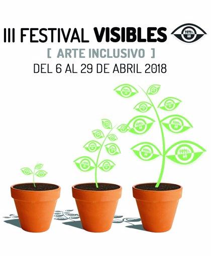 Varios artistas ciegos participarán en el III Festival 'Visibles' de arte inclusivo desde mañana en Madrid