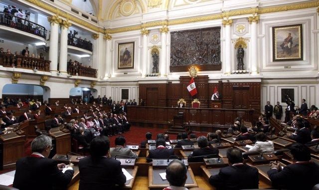 Congreso de la República de Perú