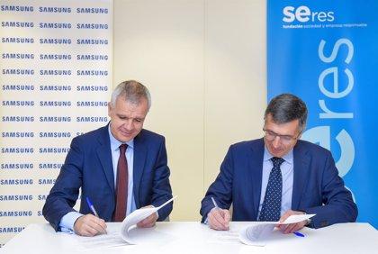 Samsung se incorpora a la Fundación SERES para reforzar su compromiso con la sociedad