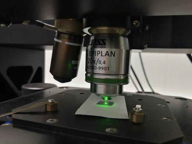 La herramienta que permite detectar antidepresivos en muestras de orina a bajas