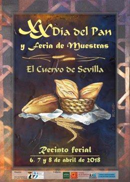 Cartel del XX Día del Pan