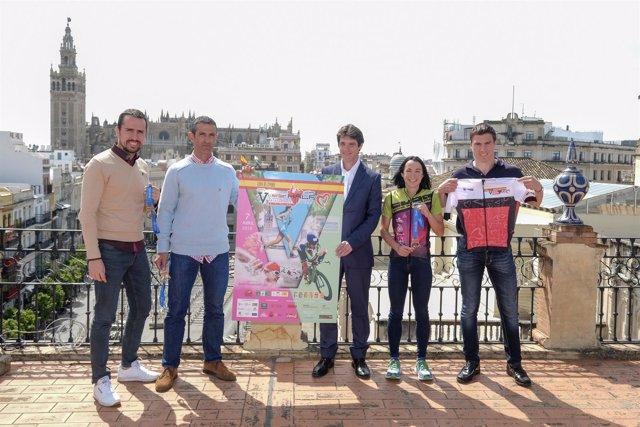 Presentación del Half Triatlón NutriSport Sevilla