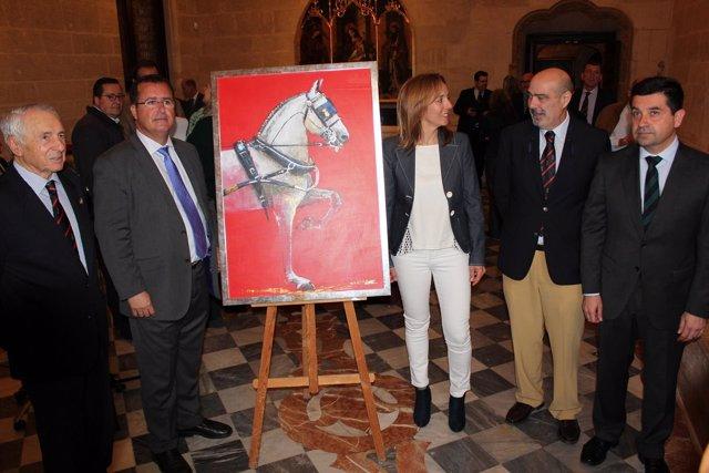 Nota De Prensa Y Foto 'Sevilla, Capital Mundial Del Enganche'