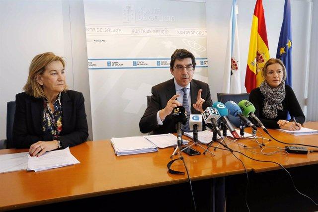 La Xunta sanciona a Vigo por el control de calidad del agua