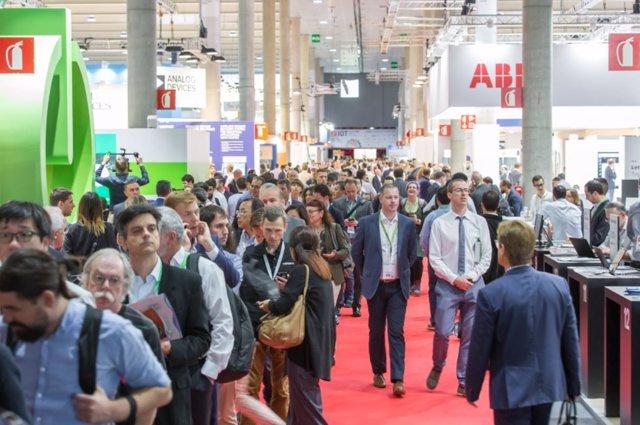 La edición de 2017 del IoT Solutions World Congress