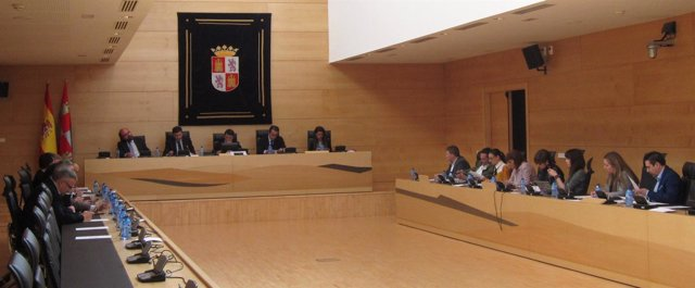 Comisión de Empleo en las Cortes de Castilla y León. 5-4-2018