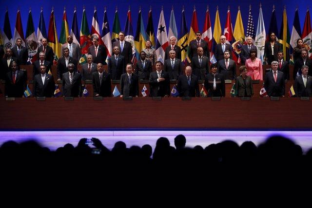 Inauguración Cumbre de las Américas