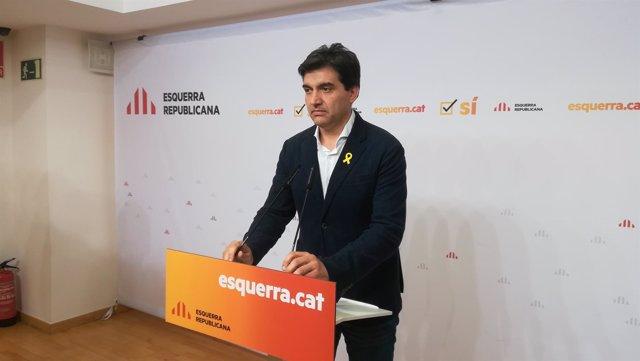 Sergi Sabrià (ERC)