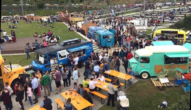 Campeonato de food trucks
