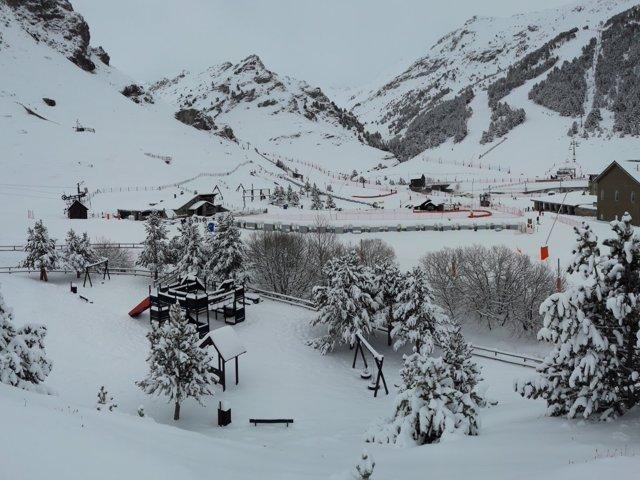Estación de esquí de Vall de Núria