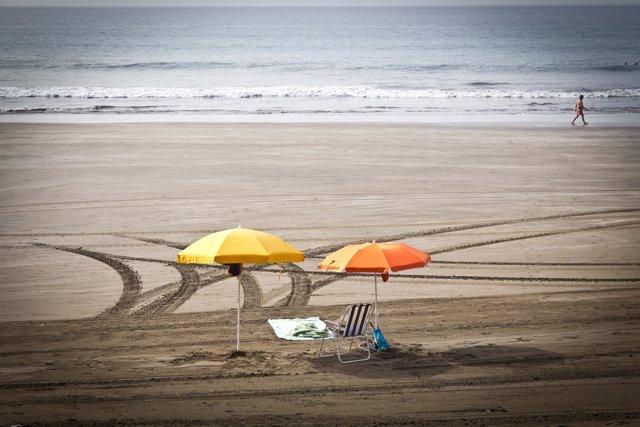 La Playa del Inglés