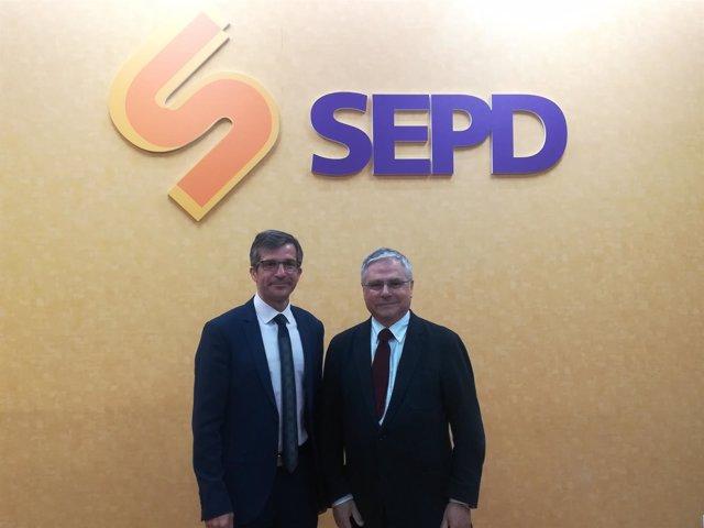 Firma SEPD Y SEFH