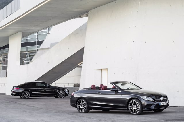 Mercedes-Benz Coupé und Cabriolet