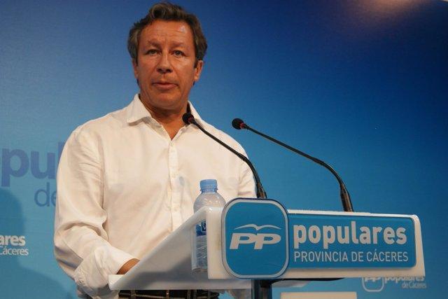 Carlos Floriano, en una foto de archivo