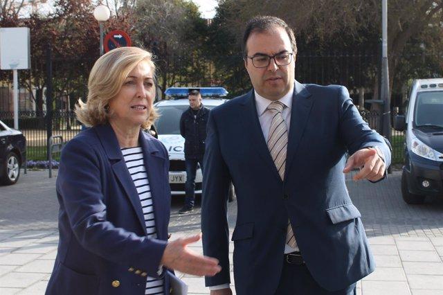 La delegada de Gobierno en Madrid, Concepción Dancausa